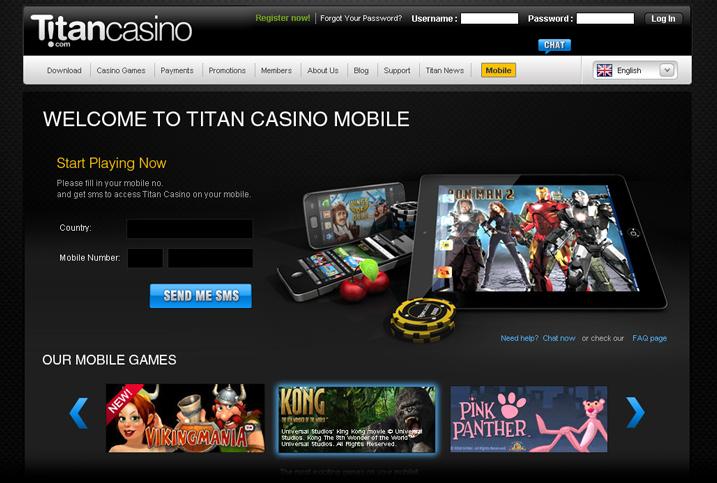 titan casino erfahrungen
