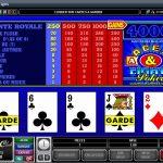 Cabaret Club Video Poker